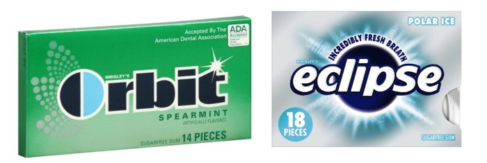 Orbit and Eclipse Gum