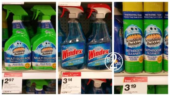 Target Windex