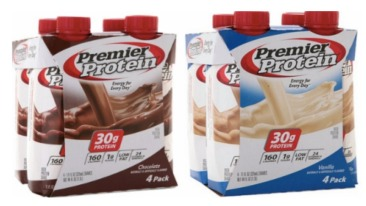 Premier Protein Shake 4 packs