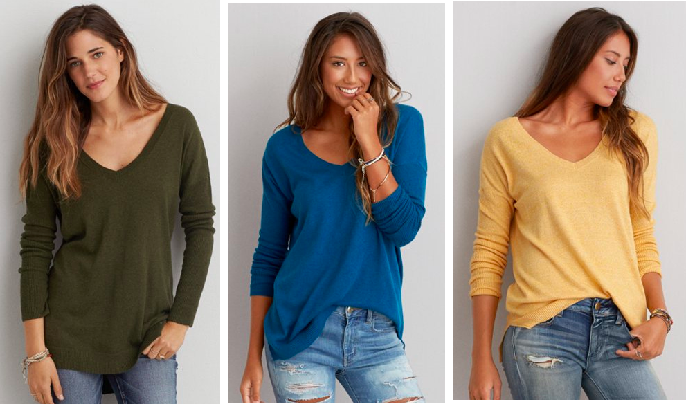 American Eagle 60 Off Clearance Prices Womens Sweaters Only 14