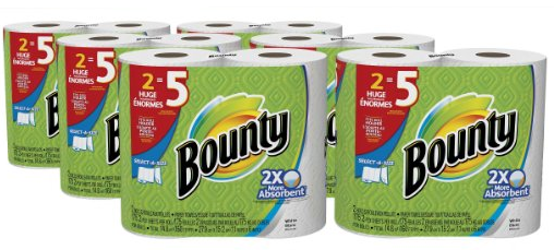 31299064ec70 Amazon: 12 Pack of Bounty Select-A-Size Paper Towels $20.79 Shipped ...