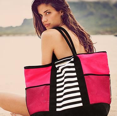 Victoria's Secret Limited Edition Island Tote