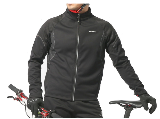 4ucycling Windproof Full Zip Wind Jacket