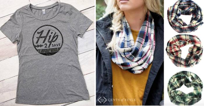 Hip2Save Shirt Offer