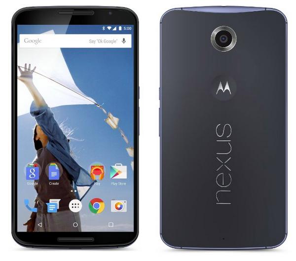 Motorola Nexus 6 Unlocked Cellphone