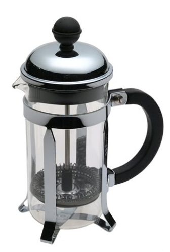 Bodum Chambord 3 cup French Press Coffee Maker 12 ounce in Chrome