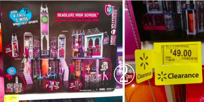 Walmart Monster High