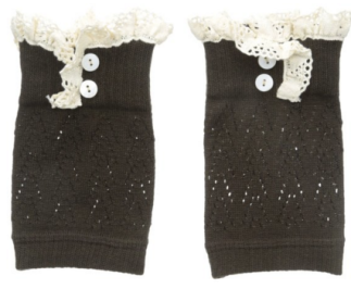 boot cuff toppers