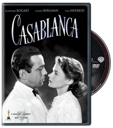 Casablanca 70th Anniversary: Special Edition DVD