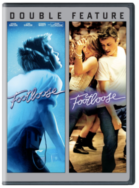 Footloose Double Feature DVD