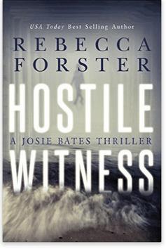 Amazon: FREE Hostile Witness A Josie Bates Thriller Book 1