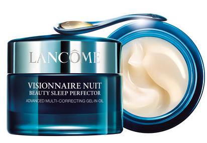 Free Lancome Visionnaire Nuit Beauty Sleep Perfector Sample