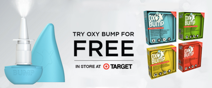 Free Oxy Bump Natural Nasal Decongestant or Hay Fever/Allergy or Sore Throat Homeopathic Formulation