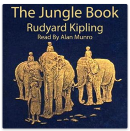 The Jungle Book 13-Story Unabridged Audible Audiobook