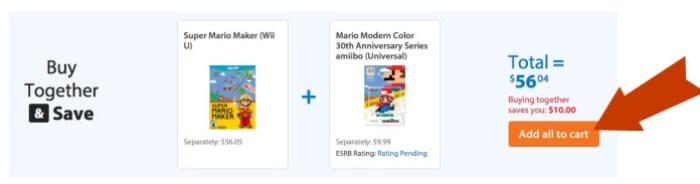 Super Mario Maker and Amiibo