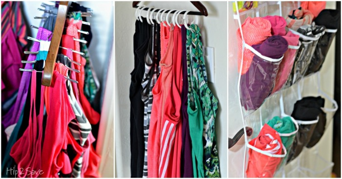 4 Easy Ways To Organize Tank Tops Hip2save