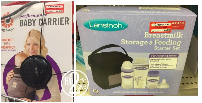 Target: More Baby Clearance Deals (Save on Ergobaby Baby ...