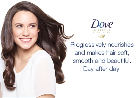 Dove Nutritive Solutions Intensive Repair Shampoo and Conditioner