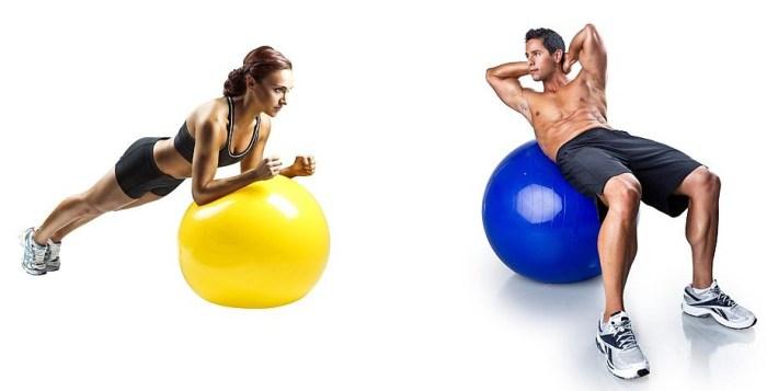 Weider Stability Balls
