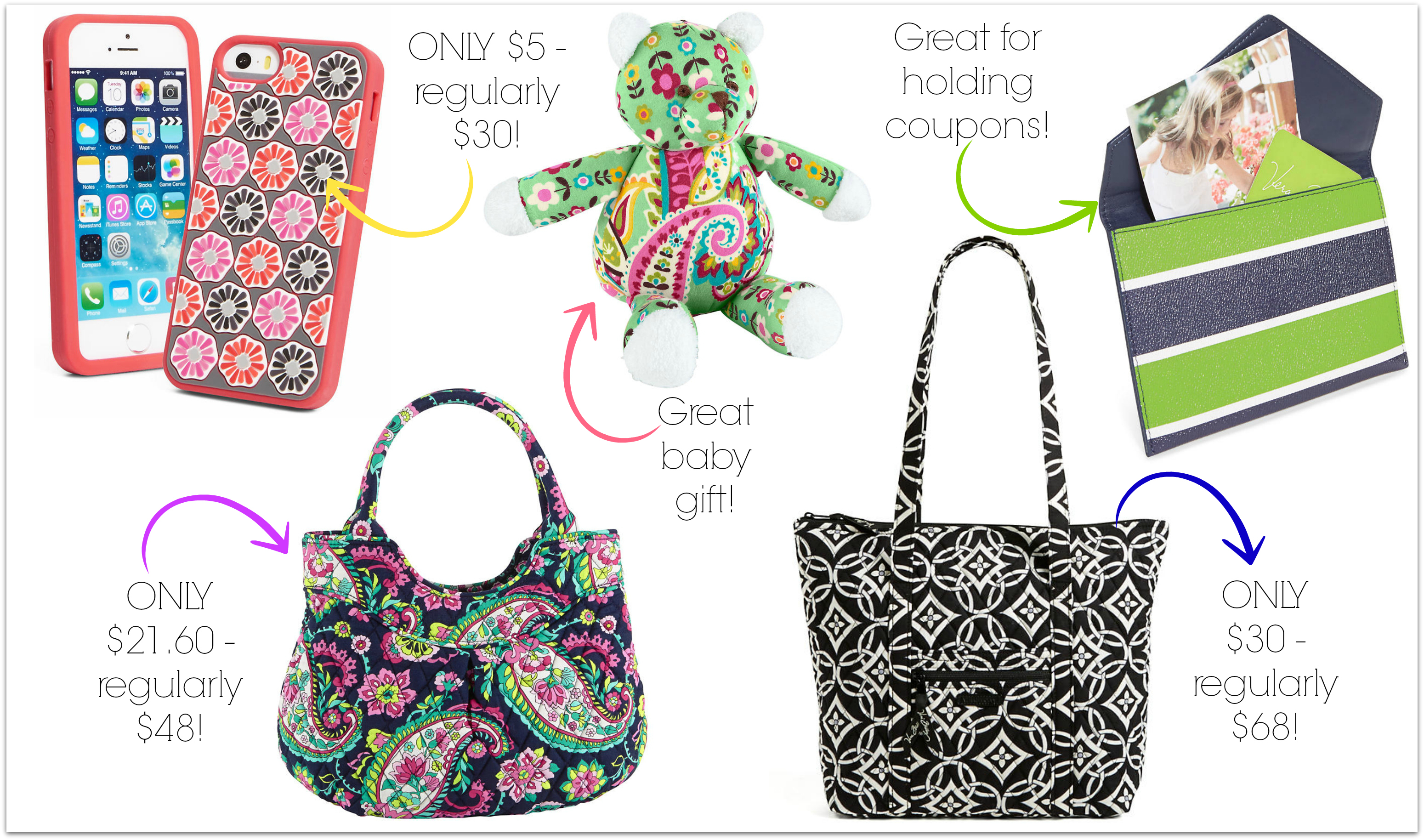 For A Limited Time Only Vera Bradley Is Offering Up Free Shipping On All Orders No Minimum Even Sweeter You Can Save An Extra 20 Off Your 75 Order