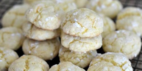 Gooey Cake Mix Butter Cookie Recipe