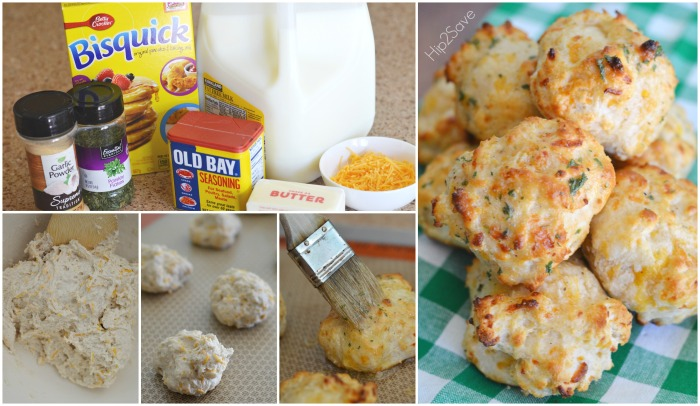 Easy Copycat Cheddar Bay Biscuit Recipe Hip2Save.com
