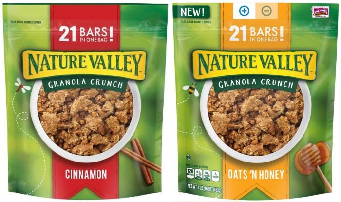 New 1 Nature Valley Granola Cereal Coupons Savingstar Rebates Deal Hip2save