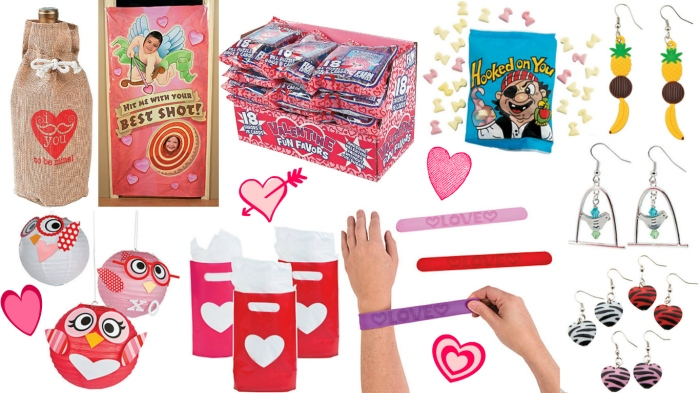 Oriental Trading: Free Shipping on ANY Order + Guaranteed Valentine's Day Delivery