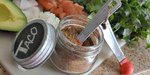 Make the Best Homemade Taco Seasoning With This Easy Recipe