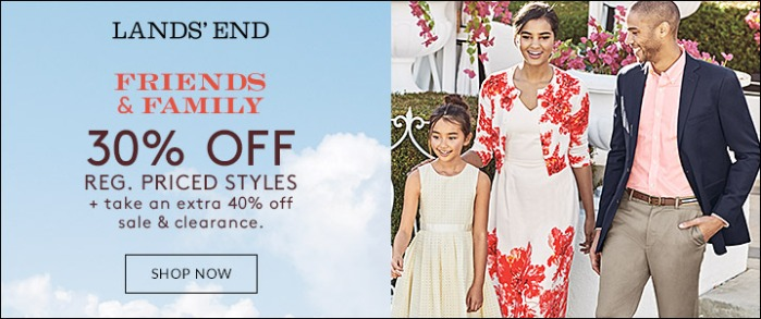 Lands' End: Extra 40% Off Clearance = Kid's Lunch Totes Only $5.99 (Reg. $19) + More