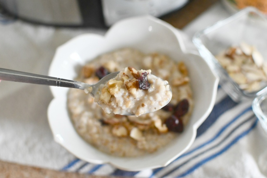 overnight oats slow cooker