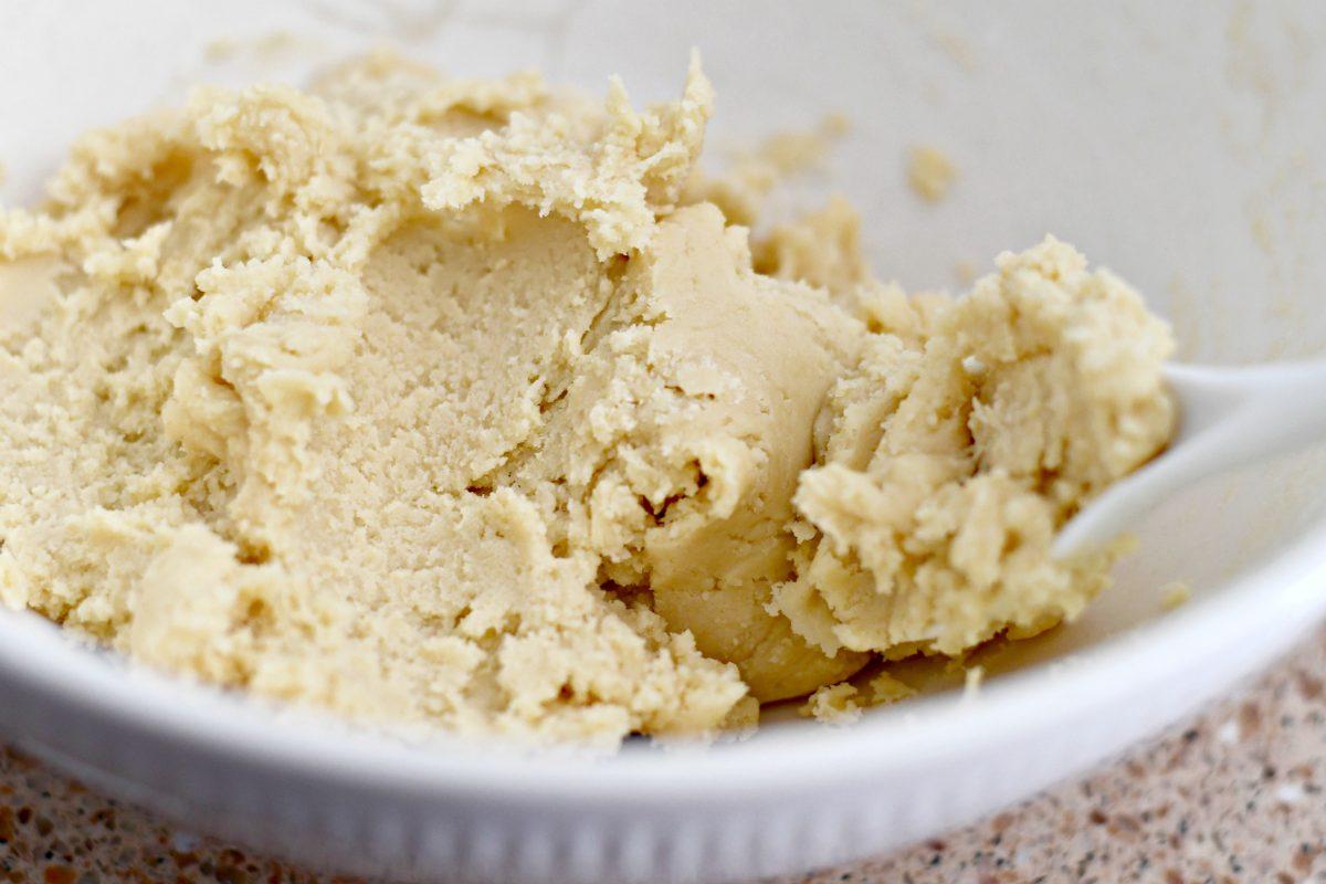 sugar cookie rolled dough recipe