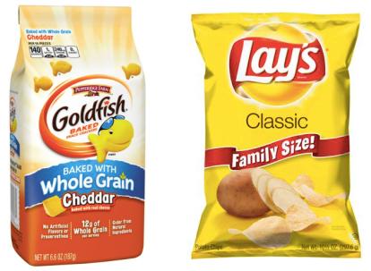 Snack items