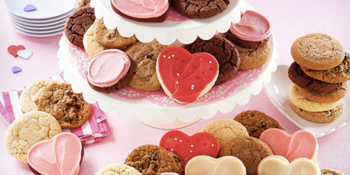 Cheryl's: 48-Cookie Valentine Collection $29.99 Today Only (Regularly $59.99)