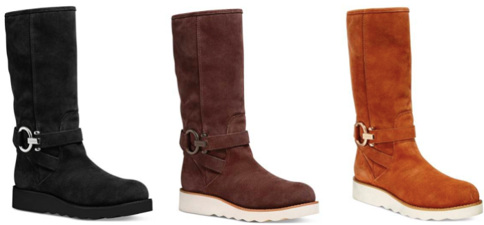 Macy's  75% Off Select Shoes   Coach Cold Weather Boots ONLY  45.94 ... 4b09a5112426