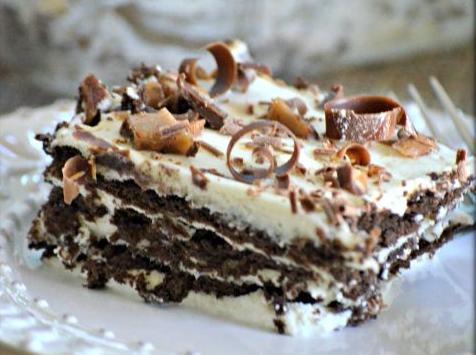 NO-Bake Dessert