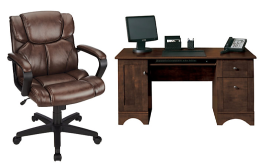 Office Depot/OfficeMax: Vinyl Chair Only $44.99 (Reg. $129