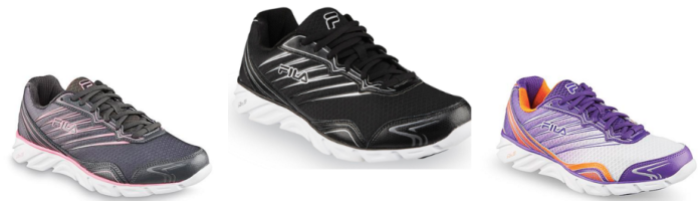 8d6f272322 Sears  Fila Men s   Women s Running Shoes ONLY  16.99 (Regularly ...