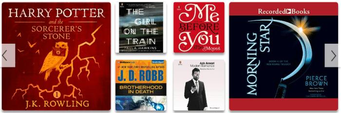 blogger.com: free audiobooks