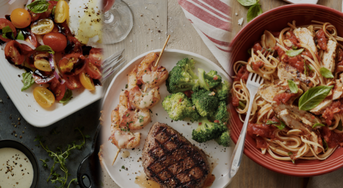 20% off your entire meal at Carrabba's Italian Grill