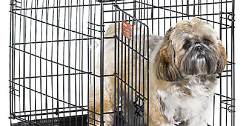 PetCo: Free Shipping on All Orders  = 24″ Dog Crate Only $24.99 Shipped (Reg. $59.99)