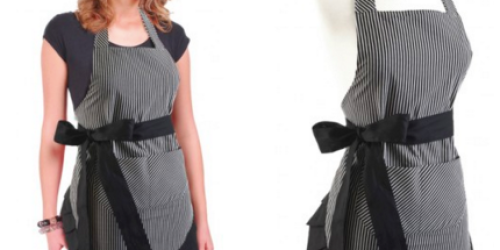 Flirty Aprons: Women's Chic Chef Apron Only $11.99 Shipped (Regularly $34.95)