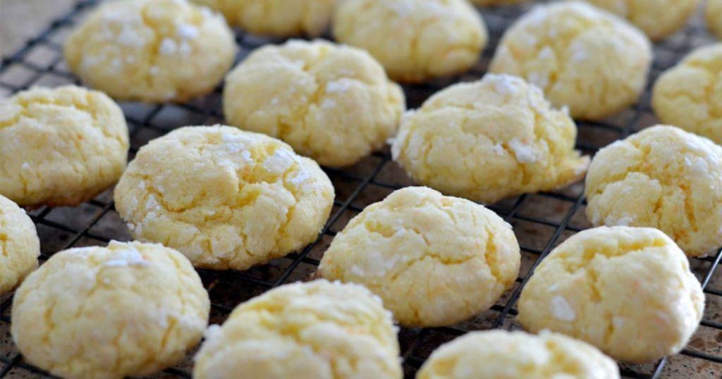 cake mix soft cookie recipe