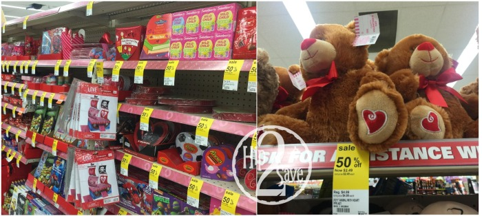 Walgreens Valentine's Day Clearance Deals