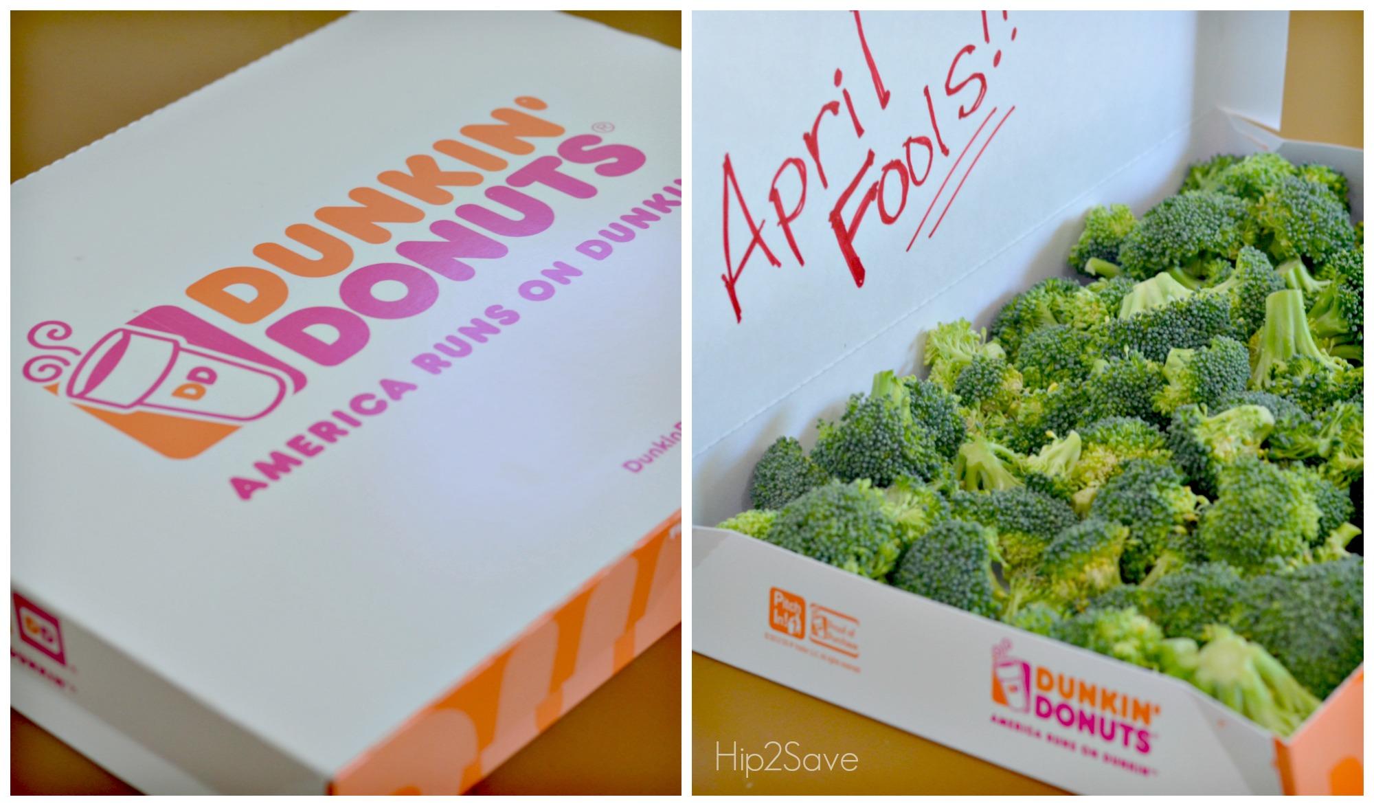 April Fools Donuts Hip2Save.com