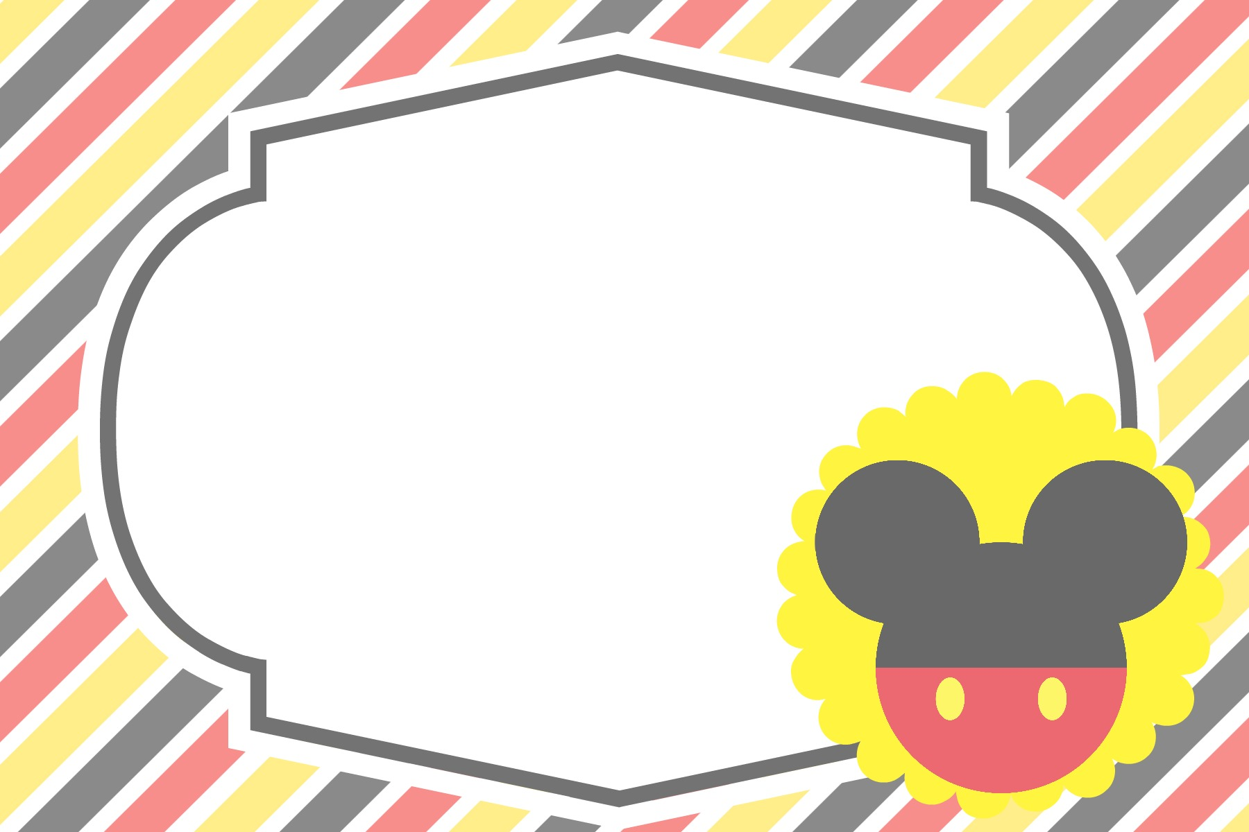 Free Printable Disney Character Autograph Pages Perfect