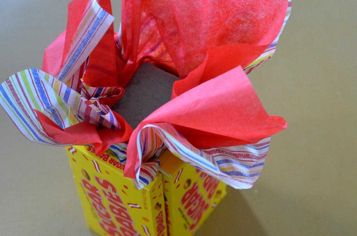 candy gift diy
