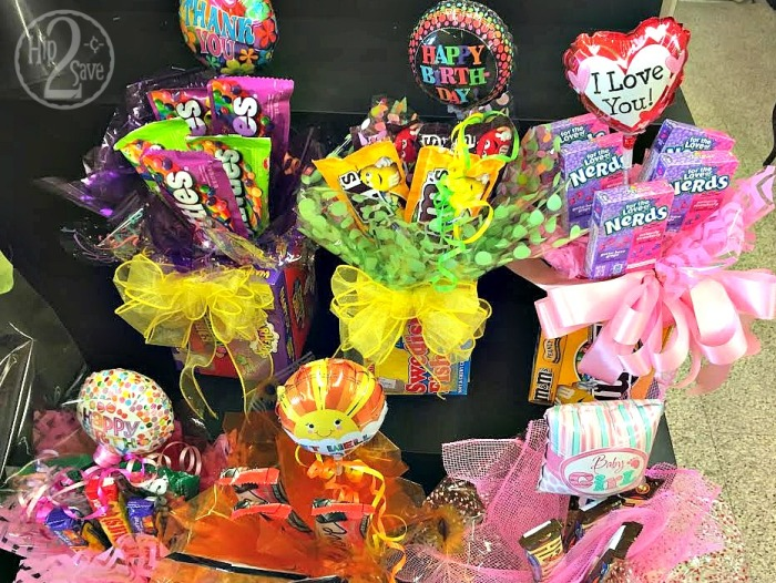 candy bouquets for all occasions