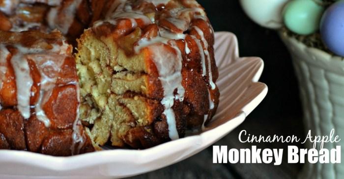 Cinnamon Apple Monkey Bread Hip2Save