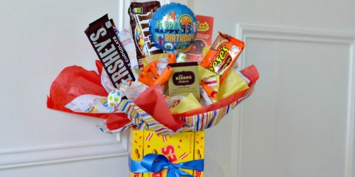 DIY Candy Bouquet (Fun & Easy Gift Idea)